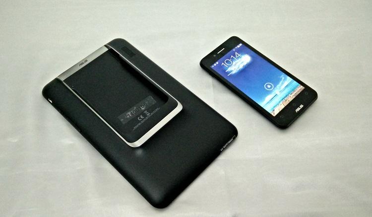 ASUS PadFone Mini 4.3 A11: il 2 in 1 smartphone e tablet. Recensione