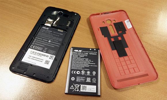 ASUS Zenfone 2 Laser (ZE550KL) - Recensione