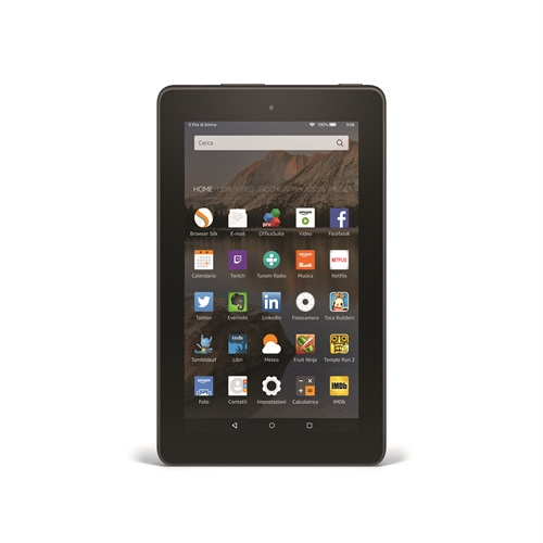 Nuovo Amazon Fire