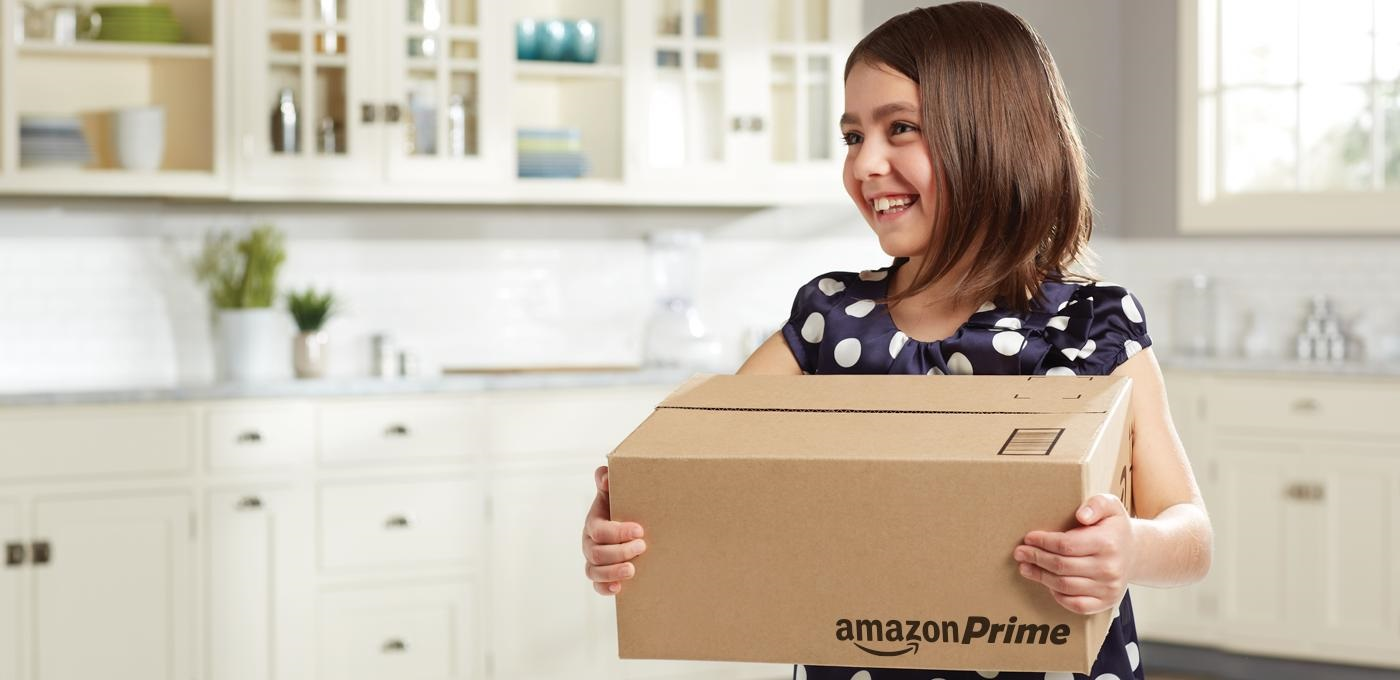 Amazon: record di acquisti nel periodo natalizio