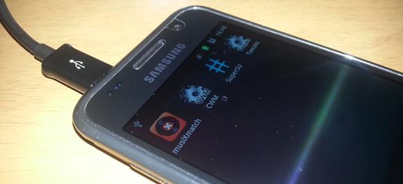 Galaxy S I9000, Come ottenere i permessi di Root