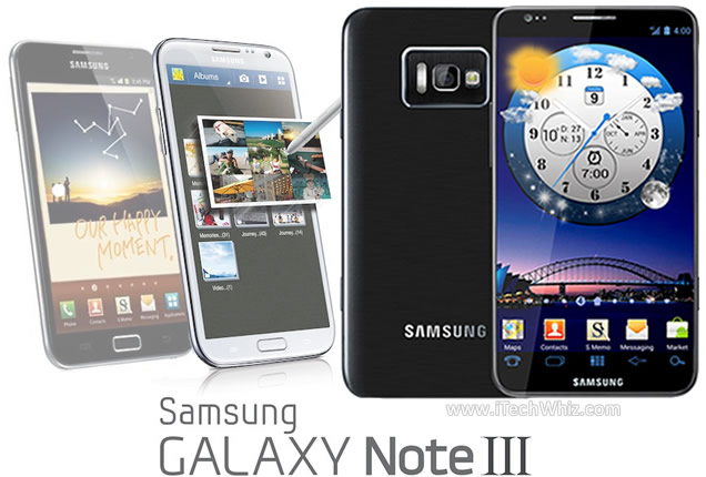 Samsung Galaxy Note 3, avrà un processore Snapdragon 800?
