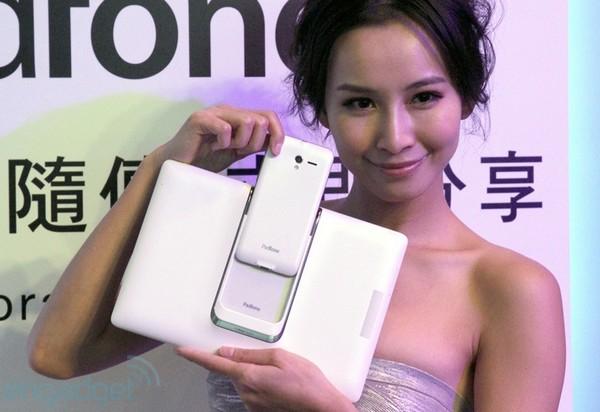 Asus Padfone 2, parte il rilascio di Android Jelly Bean