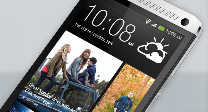 HTC One, rilasciato l'aggiornamento Android 4.2.2 Jelly Bean, novità anche nell'interfaccia HTC Sense 5