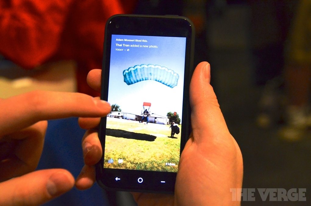Come installare Facebook Home sul vostro smartphone anche se non supportato