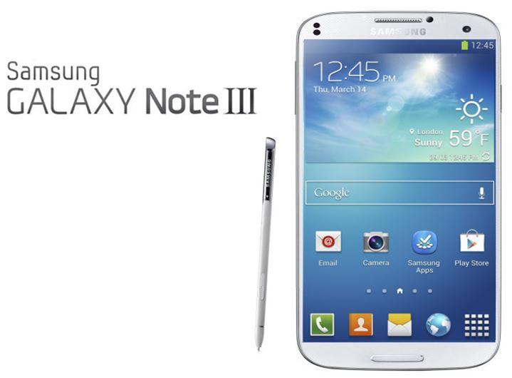 Galaxy Note 3, presentazione il 4 Settembre