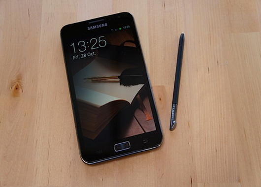 Samsung Galaxy Note, aggiornamento Android Jelly Bean 4.1.2 no-brand
