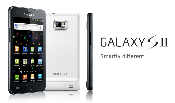 Galaxy S2, disponibile il nuovo firmware I9100XWLPZ