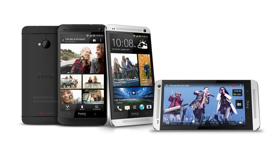 Confronto tra HTC One, iPhone 5, Nexus 4, Galaxy S3, Lumia 920 e BlackBerry Z10