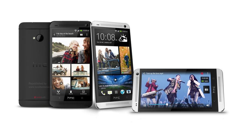 Confronto tra HTC One, iPhone 5, Nexus 4, Galaxy S3, Lumia 920 e BlackBerry Z10
