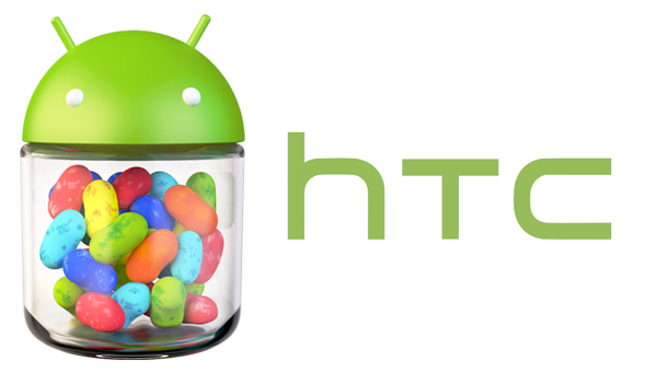 HTC, niente Android Jelly Bean per gli smartphone con 512 MB di RAM
