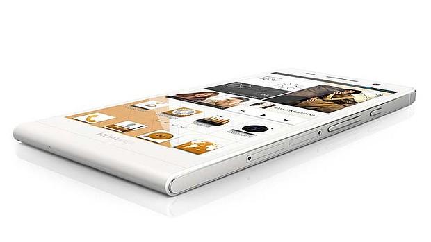 Huawey Ascend P6, lo smartphone più sottile in commercio è anche molto economico