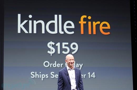 Amazon dichiara di non guadagnare nulla dalla vendita dei Kindle Fire