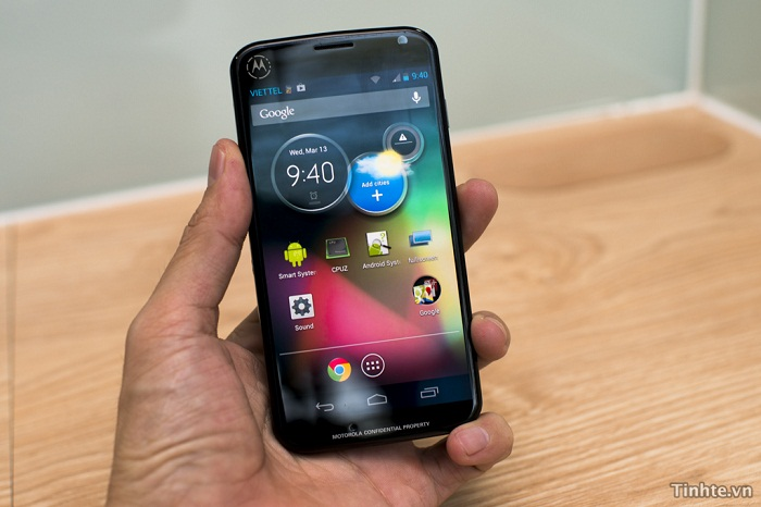 Motorola X, lancio previsto per l'11 Luglio in 16 varianti di colore