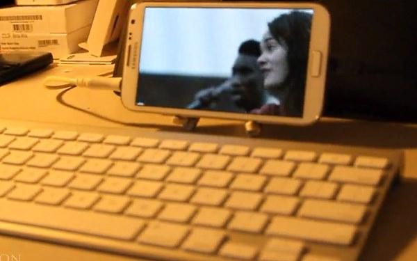 Galaxy Note 2, un video ne mostra la straordinaria potenza d'uso come PC