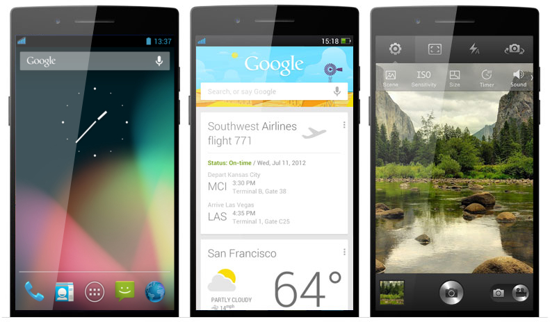 Ekoore Ocean X smartphone quad-core dal cuore italiano
