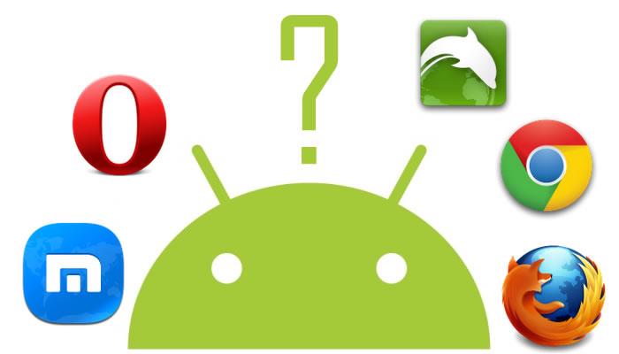 Qual'è il miglior browser mobile per Android?