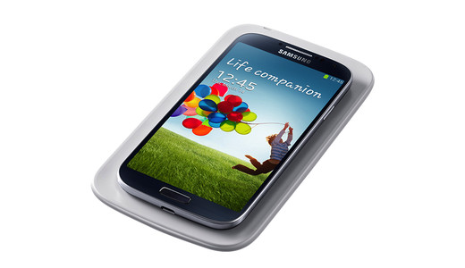 Galaxy S4, in vendita i primi dispositivi per la ricarica wireless