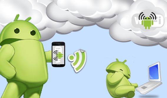 Come usare uno smartphone Android come Router Wi-Fi