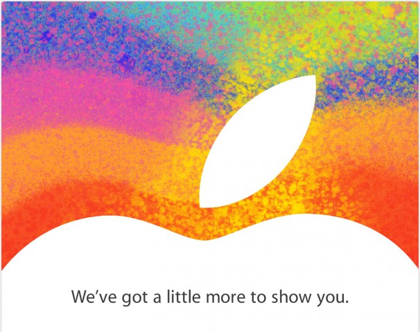 iPad Mini, la presentazione ufficiale sarà 23 Ottobre a San Jose