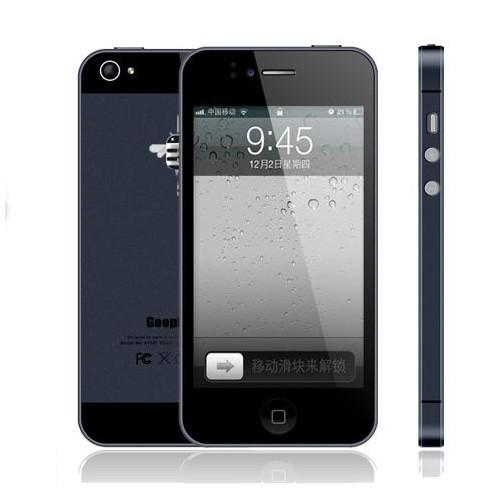 Un iPhone 5 falso airriva dalla Cina ed è basato su Android