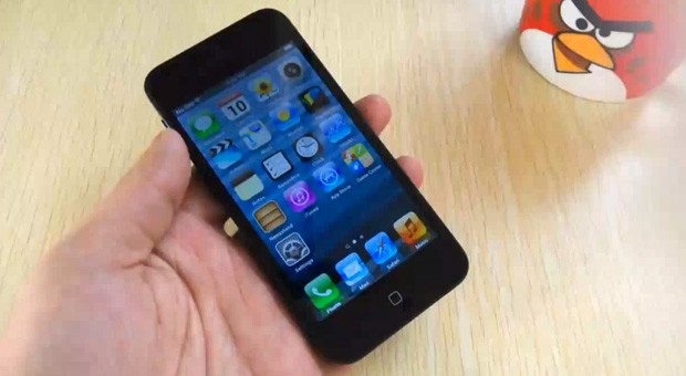 Goophone i5S, già pronto il clone dell'iPhone 5S