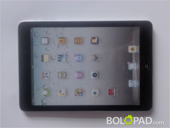 iPad Mini, alcune foto del nuovo tablet 7 pollici di Apple