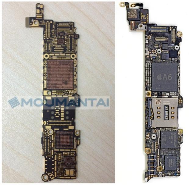iPhone 5S nuovo hardware ma stessa struttura? Prime immagini