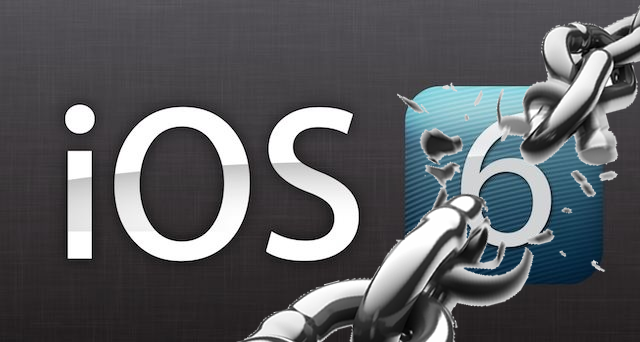 iOS 6, Jailbreak in arrivo