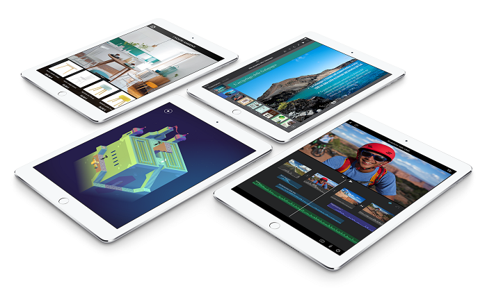 Apple, presentati i nuovi iPad Air 2 e iPad Mini 3 - Specifiche tecniche e prezzi