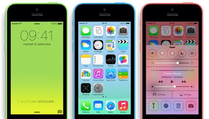 Humor, due divertenti parodie sull'iPhone 5S e iPhone 5C
