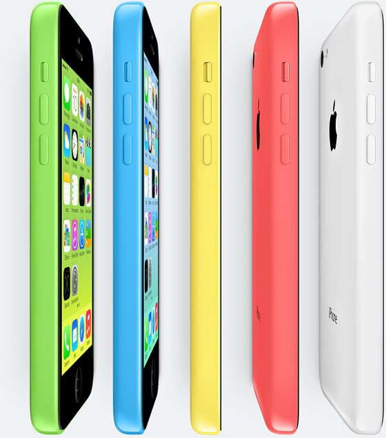 iPhone 5C, Apple presenta il nuovo iPhone Colorato