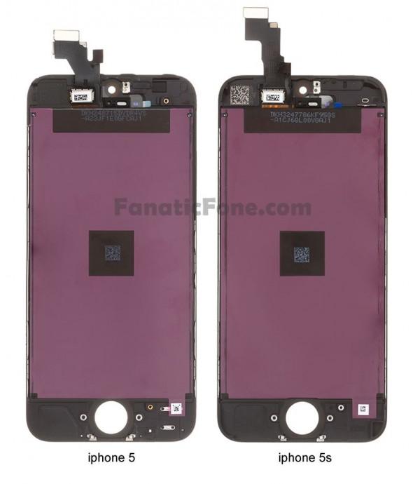 iPhone 5S, alcune immagini del display fanno ipotizzare una nuova architettura