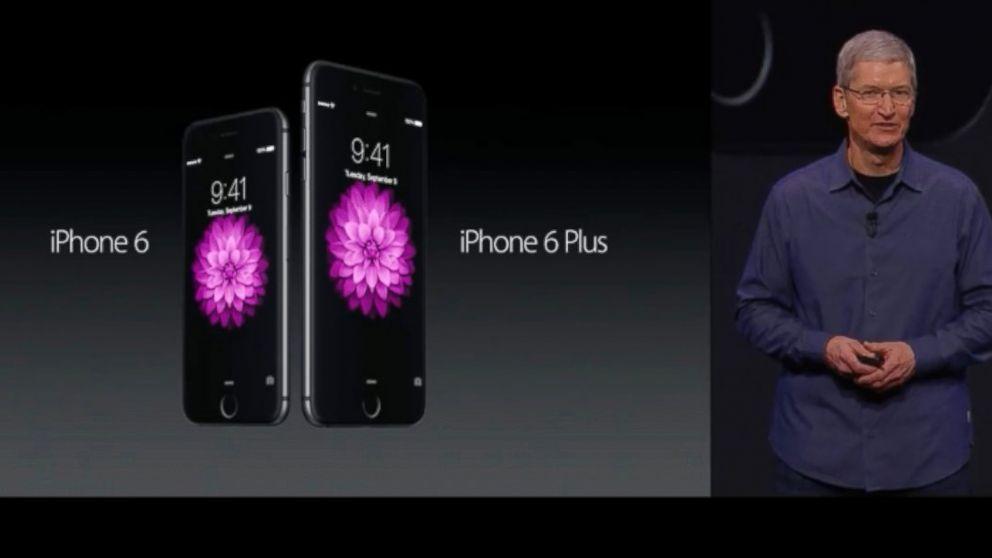 Apple presenta i nuovi iPhone 6, iPhone 6 Plus e l'Apple Watch