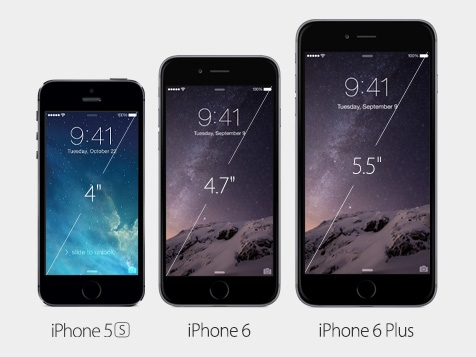 Apple presenta i nuovi iPhone 6, iPhone 6 Plus e l'Apple Watch
