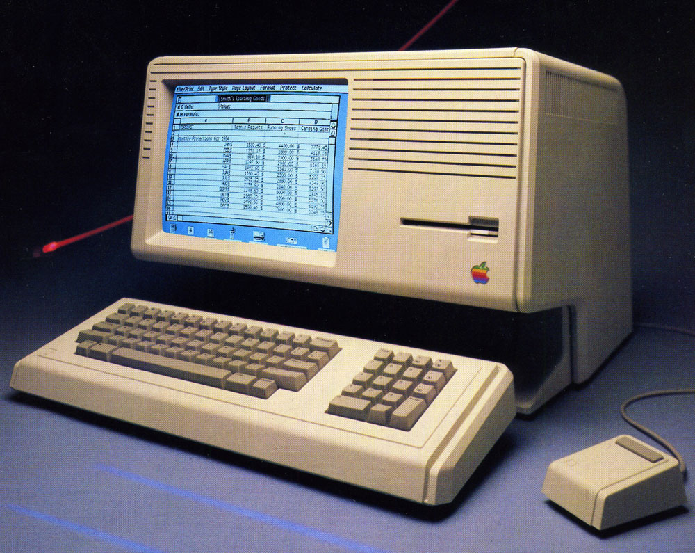 Apple Lisa, 30 anni di mito