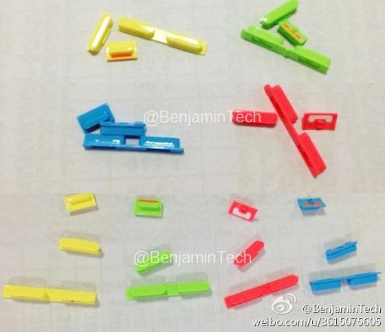 Il nuovo iPhone, vi mostriamo la nuova scocca in plastica colorata