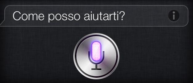 Siri comprende l'italiano e risponde con humor