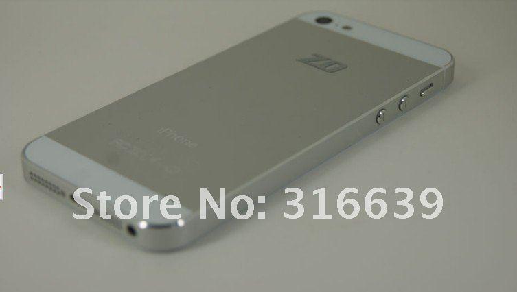 Zophone i5, dalla Cina il clone perfetto dell'iPhone 5