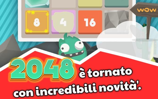 2048 Adventure - Mbit Games rivisita il tormentone inserendo missioni, mosse speciali e nuove caselle