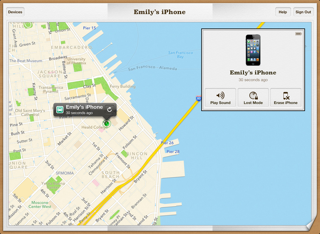 Come ritrovare l'iPhone perso o rubato con Find My iPhone