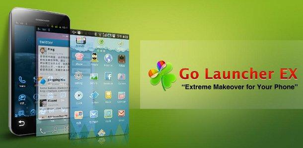 Personalizzare il vostro Android con GO Launcher EX