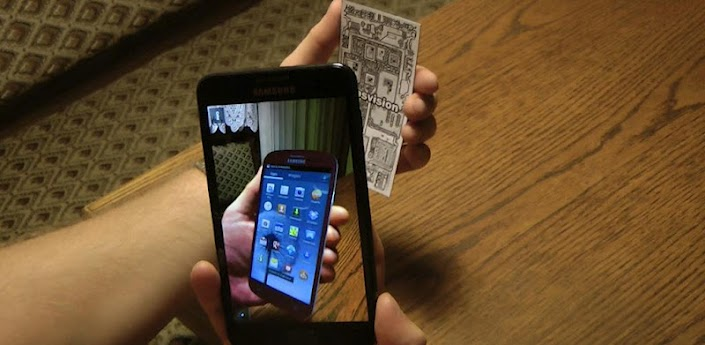 handsonAR, provare gli smartphone con la realtà aumentata