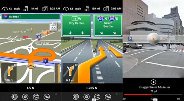 Garmin aggiorna l'app NAVIGON per Windows Phone 8 con nuove interessanti funzionalità