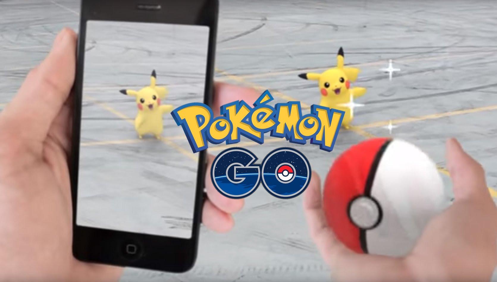 Pokémon Go disponibile anche in Italia per Android ed iOS
