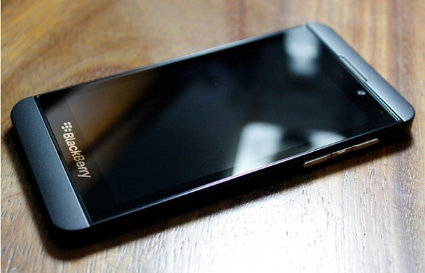 BlackBerry 10 Serie L si mostra in un video hands-on d'anteprima
