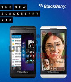 BlackBerry mostra il nuovo Serie L in versione bianca e lo chiama Z10