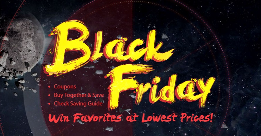 GearBest Black Friday 2016, tanti sconti ed offerte impedibili