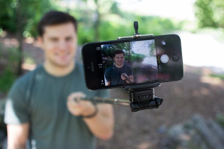 MonoPod, a tutto Selfie, ecco l'oggetto dell'anno