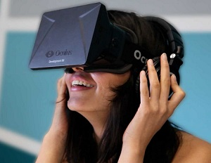 Occhiali VR per la Realtà Virtuale